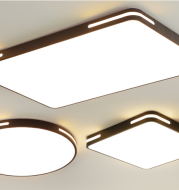 The New Led Ceiling Lamp Round Ultra-Thin Acrylic Lamp Simple And Modern