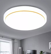 Led Ceiling Lamp Simple Modern Acrylic Bedroom Living Room Balcony Ceiling Lamp Home Circular Led Ceiling Lamp