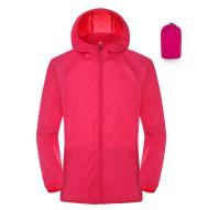 Summer Outdoor Sun Protection Clothing Women'S Lightweight Waterproof Windbreaker