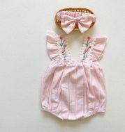 Baby One-piece Sleeveless Romper