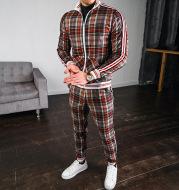 Slim Men'S Suit Men'S Jacket Trousers
