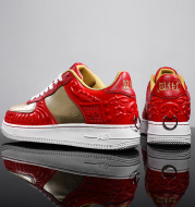 Low-Cut Sneakers Breathable Casual Air Force One