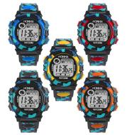 Children's LED Multifunctional Sports Watch