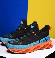 Shock Absorption At The Bottom Of The Blade, Ultra-light Leisure Travel On Foot