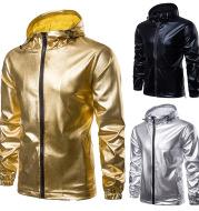 Men's Sports Hooded Jacket