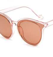 New Blue Sea Legend Jelly Glasses Female Star Fashion Sunglasses