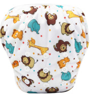 Baby Swimming Trunks Convenient And Hygienic Baby Leak-Proof Swimming Suit