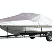 High-grade Waterproof Boat Cover V-type UV Protection Boat Cover