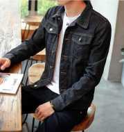 Denim Jacket Couple Motorcycle Jacket Trendy Youth
