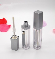 Empty Lip Gloss Tubes With Mirror LED Light