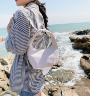 Simple And Fashionable Handbags, Women'S Bags, Folds Under The Arms