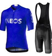 Cycling Jersey Short-sleeved Suit Suspender Shorts