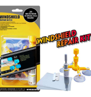 Auto Glass Repair Fluid Windshield Repair Agent