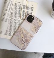 2019 Silicone PC Double Marble Luxury Shell