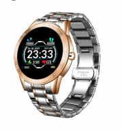 Multi-functional Intelligent Bracelet Heart Rate Meter, Step, Blood Pressure Monitoring Watch