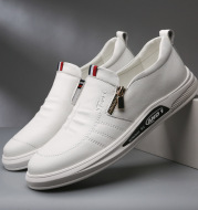 Simple White Shoes Trend All-match Sneakers