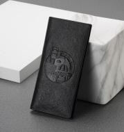 Wallet Male Multi-clip Leather Long Suit Clip Bag