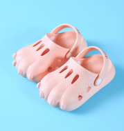 Children's Sandals And Slippers Non-slip Soft Bottom Cute Cartoon