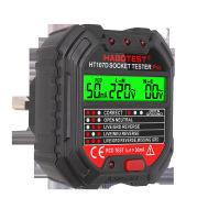 Multifunctional Digital Display Socket Tester Electrical Ground Wire Tester