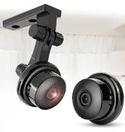 Home Wifi Camera Hd 1080P Non-Light Night Vision Network Usb Sports Small Camera