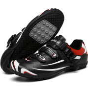 Outdoor Non-lock Cycling Shoes, Rubber Sole Men And Women Couple All-terrain Cycling Shoes