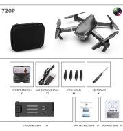 New Product Mini Folding Drone Remote Control Plane