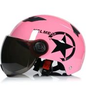 Breathable Safety Anti-collision Windshield Electric Car Helmet