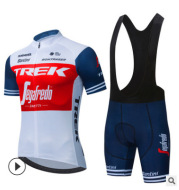 Summer New Short Sleeve Breathable Cycling Jersey