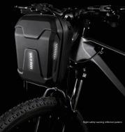 Bicycle EVA Hard Shell Handlebar Bag