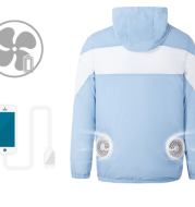 Fan Clothing Intelligent Cooling And Cooling Air-conditioning Clothing