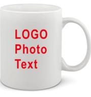 Creative Ceramic Mug Coating Mug Color Changing Mug Pattern LOGO
