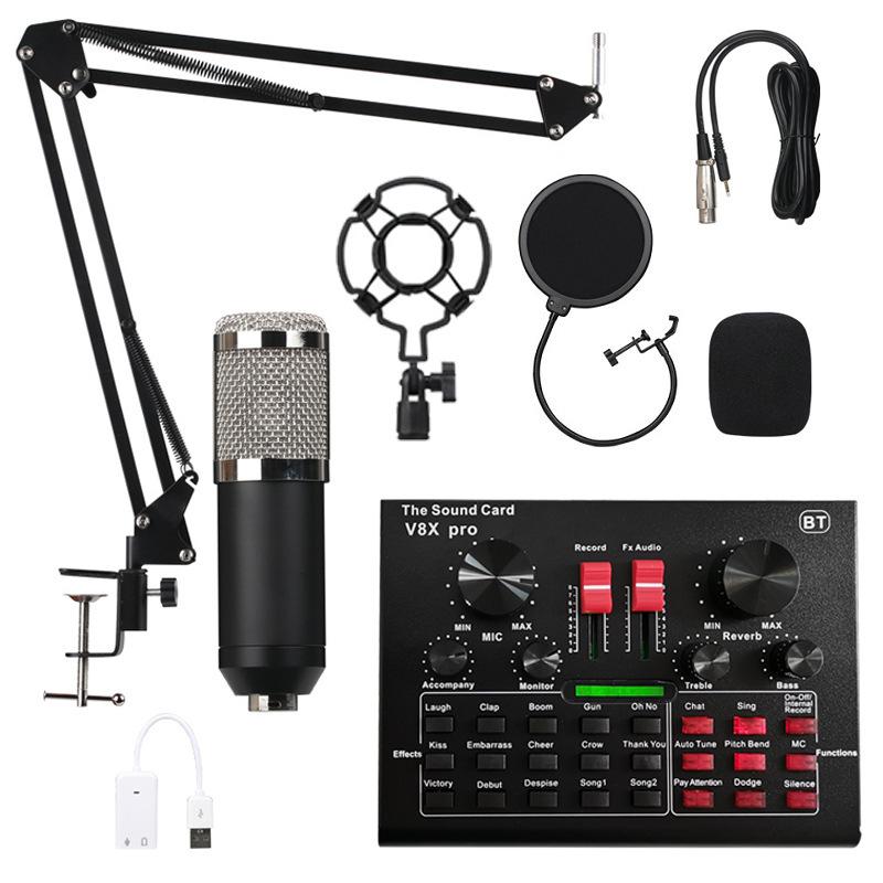 BM-800 Microphone Recording Condenser