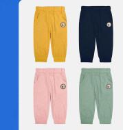 Capris Boys And Girls Children's Cotton Pants Children's Casual Pants