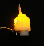 Electronic Candle Swing Movement, Bottom Diameter 6.5cm