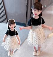 Summer Korean Style Western-style Gauze Skirt