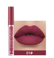 Handaiyan Matte Lip Glaze Liquid Lipstick Mini Tube Lip Gloss Waterproof Non Stick Cup Lip Gloss Genuine