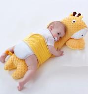 Soft Toy Children Exhaust Sleeping Pillow