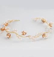 Pearl Hair Band Photo Studio Wedding Travel Photography Dress Accessories