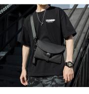 Customized Street Fashion Casual Men's Chest Bag Simple One-shoulder Messenger Bag Student Oblique Back Bag Small Backpack