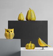 Creative Household Simple Pumpkin Dot Ornaments