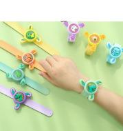 Children Rotating Luminous Mosquito Repellent Bracelet