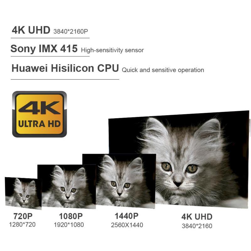 Streaming Media Car DVR Loop Recording Front And Rear Lens 1080P2K 12 Inch LCD Display Black Night Vision
