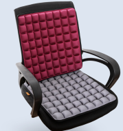 Seat Cushion Nonslip Chair Pad Breathable Hip Protector For Wheelchair Office Chair Cars Home Living Pressure Relief 45X45CM