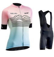 New NW Short Sleeve Cycling Suit Bicycle