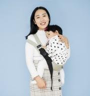 One-Shoulder Baby Crossbody Hug With Front Hug