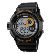 Time Beauty Multifunctional New Fashion Luminous Watch Men's Cool Waterproof Student Sports Electronic Watch