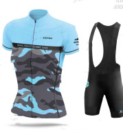 Cycling Short-sleeved Cycling Suit