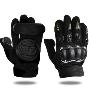 Three-Slider Mid-Level Downhill Brake Gloves