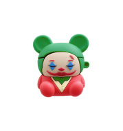 The Clown Bluetooth Earphone Shell Is Suitable For Apple Airpods 1and2 Generation Pro3 Generation New Silicone Second And Third Generation