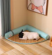 Summer Cooling Mats Cat Bed Dog Bed Dog Sofa Pet Mats Cat House Ice Pad Dog Sleeping Mats Cool Cold Bamboo Fiber Cat Bed